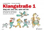 Klangstraße 1 - Kinderheft