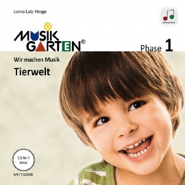 Musikgarten 1 - Tierwelt - Liederheft inkl. Download